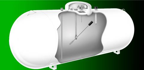 Tank Sizes & Specifications | Eagle Propane Sales